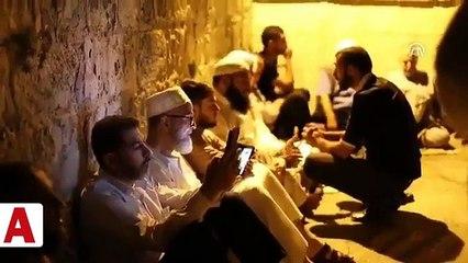 İsrail polisinden Filistinlilere sert müdahale