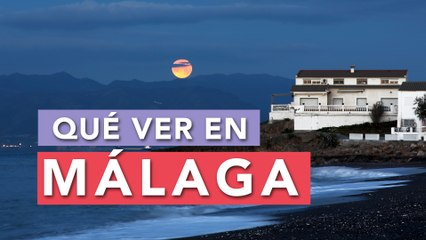 Qué ver en Málaga   10 Lugares imprescindibles