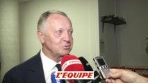 Aulas annonce l'arrivée de Denayer à l'OL - Foot - L1 - Transferts
