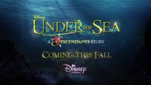 Under The Sea: A Descendants Story (Disney Channel) Official Teaser (HD)
