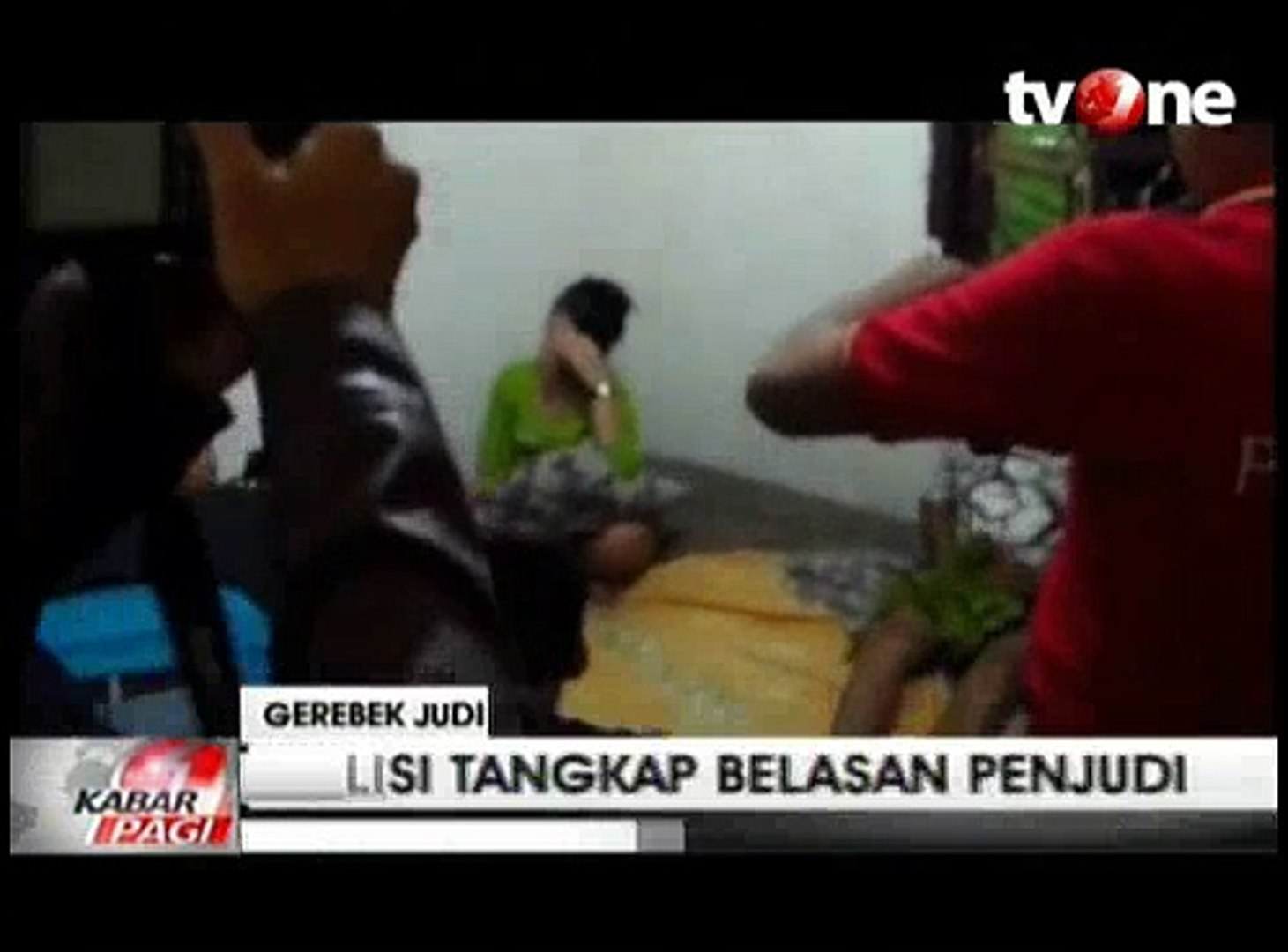 Sedang Asik Berjudi, Belasan Warga Ditangkap Polisi
