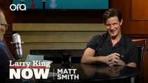 Matt Smith on going from playing royalty to Charles Manson
