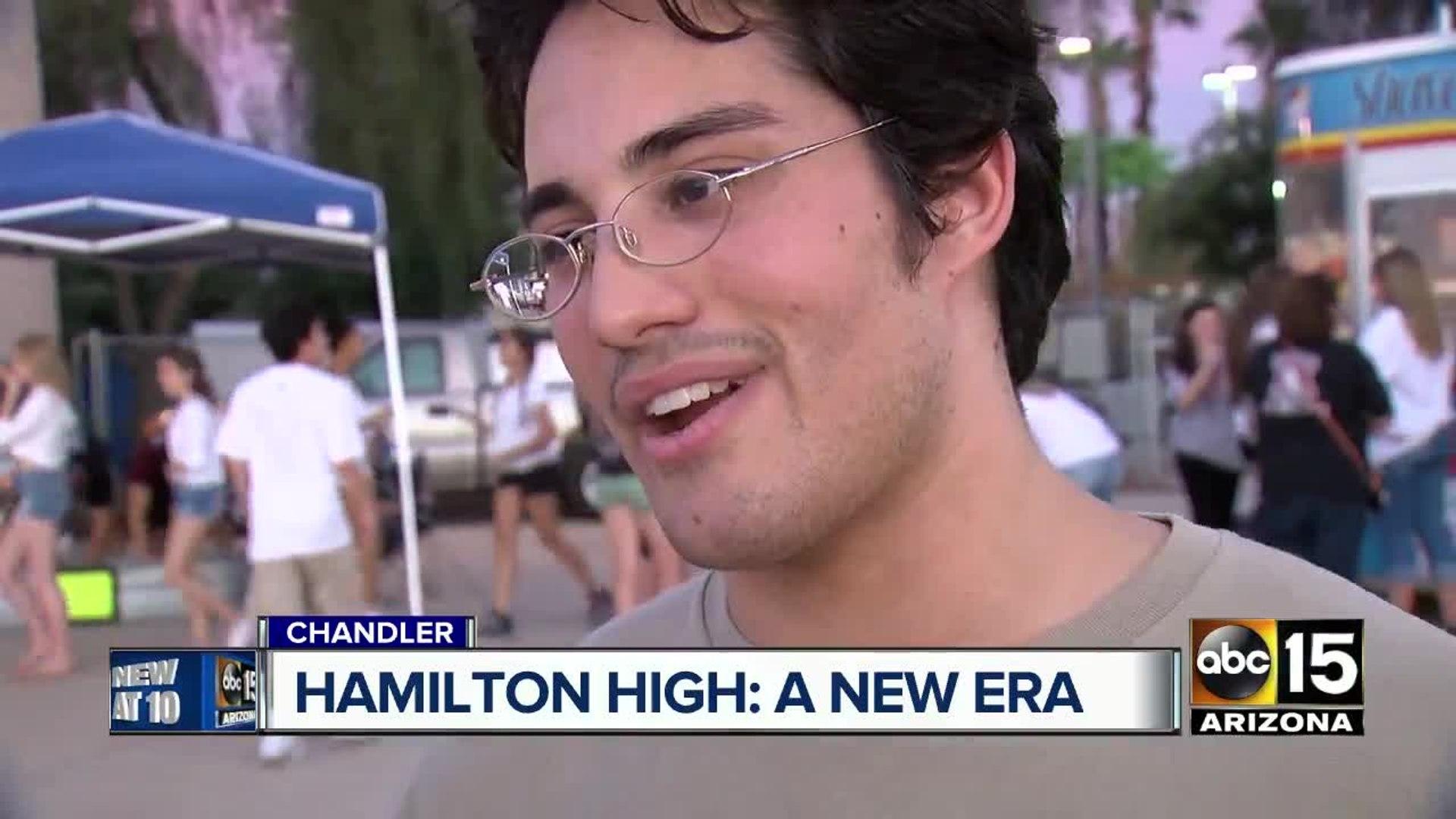 Hamilton High School moving forward under new football program