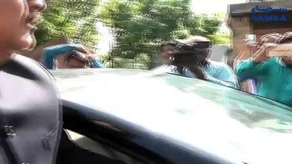 Security Stopped Naeem ul Haq to Meet PM Imran Khan
