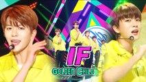 [HOT]GOLDEN CHILD - IF, 골든차일드 - IF Show Music core 20180818