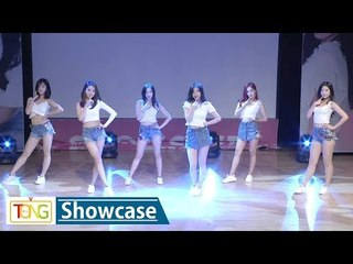 Berry Good(베리굿) 'Mellow Mellow' Showcase Stage (FREE TRAVEL, 풋사과,  Mellow Mellow)