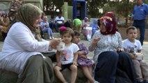 Efeler Belediyesi Mehmetçik ailelerinin gönüllerine dokunuyor