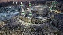 Wallfahrt Hadsch: Muslime pilgern nach Mekka