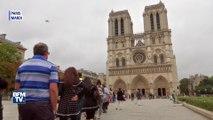 Vingt ans de travaux pour rénover Notre-Dame de Paris