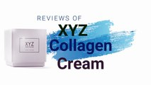 XYZ Smart Collagen Cream Reviews An effective Anti Aging Cream for 30+