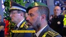 Effondrement du pont à Gênes : les pompiers et les victimes longuement applaudis lors de la cérémonie d'hommage