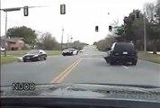 Oklahoma City Police Chase (25 November 2014) KWTV / KFOR