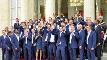 Un maire demande aux Bleus champions du monde de refuser leur Légion d'honneur