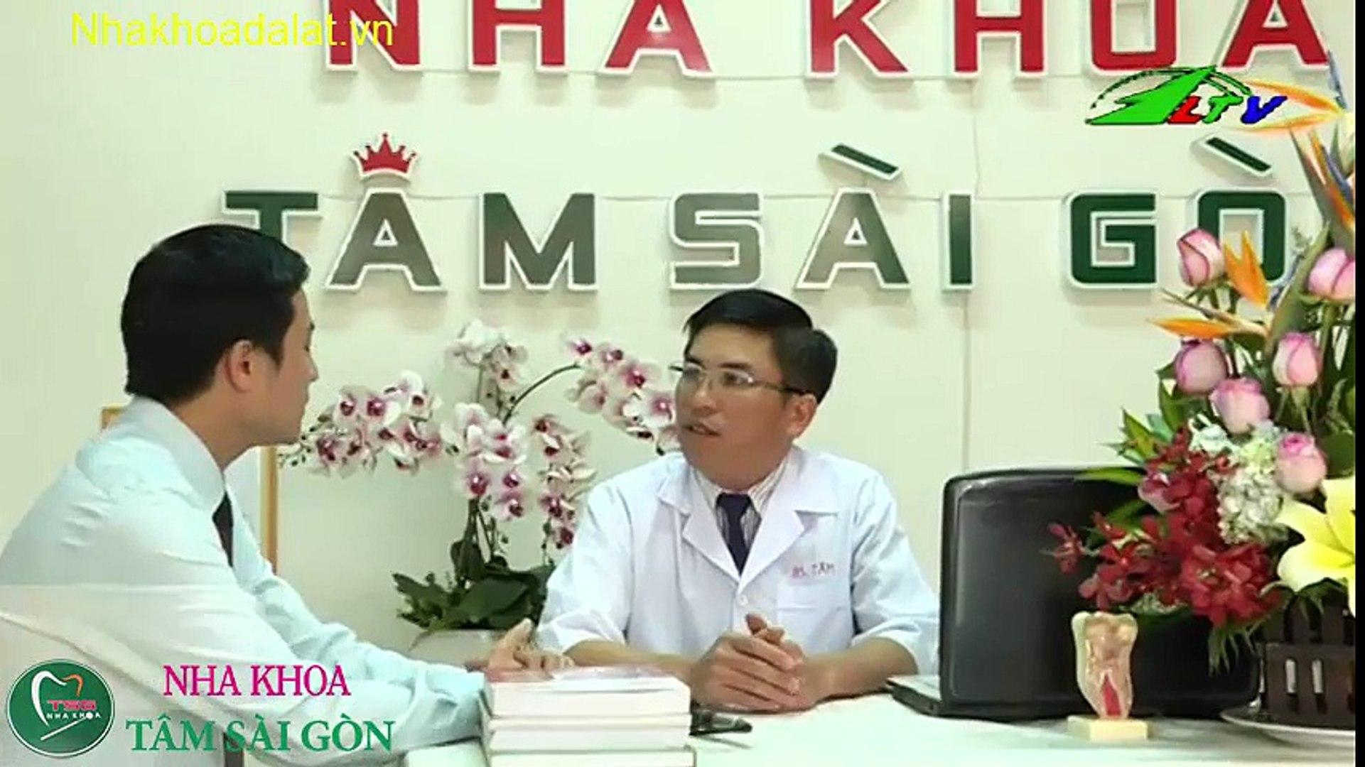 Phòng khám Nha khoa đà lạt chia sẻ về bệnh nha chu trên truyền hình lâm đồng