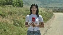 Ora News - Në aksin Korçë-Dardhë derdhen ujërat e zeza të Burgut të Drenovës