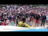 Ath: zumba party géante à quelques jours de la Ducasse