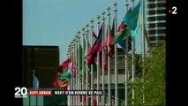 Mort de Kofi Annan : un homme de paix s'en va