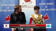 Junior Men Short Program - 2018 Super Series Summer Skate - Skate Canada Rink (13)
