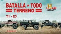 """BATALLA TODO TERRENO #3 – """"El Gran Enfrentamiento"""""""