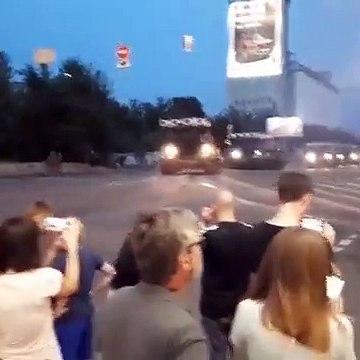 У Києві зенітна установка «Бук» врізалася в будівлю