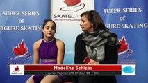 Junior Women Short Program 2018 Super Series Summer Skate - Skate Canada Rink (14)