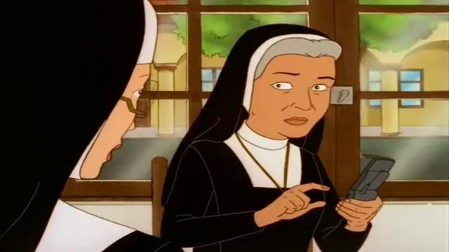 King of the Hill S6 - 12 - Are You There, God It's Me, Margaret Hill