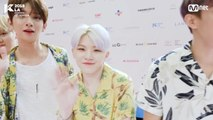 [KCON 2018 LA] HI-TOUCH with #SEVENTEEN