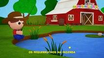Os Pequerruchos Os Pequerruchos Na Fazenda [DVD na Fazenda]