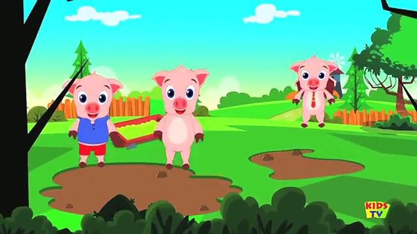 THREE LITTLE KITTENS KIDS RHYMES ENGLISH RHYMES kids tv
