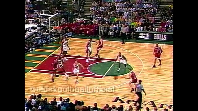 1996 NBA Finals highlights