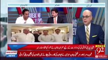 Hamid Mir And Kashif Abbasi Latest Analysis On Imran Khan Oath For Pm 18th August 2018