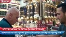 Sosyal medya'da Fatma Şahin fırtınası