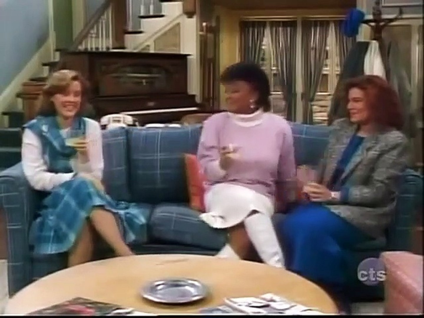 The Facts of Life S8 E13 The Greek Connection