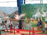 Gala gym barres parallèles 4