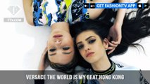 Donatella Versace Presents Versace The World is my Beat Hong Kong | FashionTV | FTV