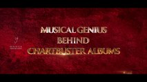 Introducing Musical Genius Amit Trivedi - Sye Raa Narasimha Reddy - Chiranjeevi - Surender Reddy