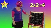 Multiplication Table 12 Multiplication Songs For Children