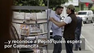 Señora Acero 4 | Lo mejor de la semana: Dóriga y Mario Casas se enfrentan a muerte | Telem