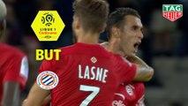 But Ellyes SKHIRI (71ème) / Amiens SC - Montpellier Hérault SC - (1-2) - (ASC-MHSC) / 2018-19