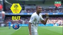 But Kylian MBAPPE (82ème) / EA Guingamp - Paris Saint-Germain - (1-3) - (EAG-PARIS) / 2018-19