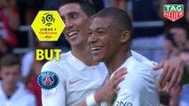 But Kylian MBAPPE (90ème) / EA Guingamp - Paris Saint-Germain - (1-3) - (EAG-PARIS) / 2018-19