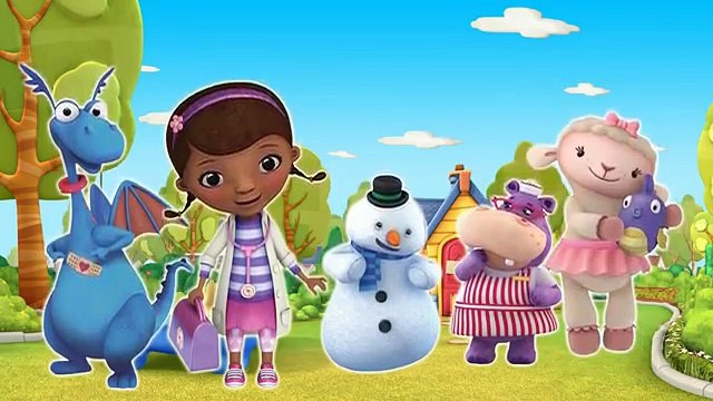 Doc McStuffins Sing Finger Family Episode 6