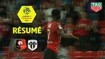 Stade Rennais FC - Angers SCO (1-0)  - Résumé - (SRFC-SCO) / 2018-19