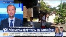 Indonésie: des séismes secouent l'île de Lombok (2/2)