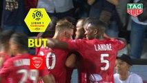 But Denis BOUANGA (34ème) / Nîmes Olympique - Olympique de Marseille - (3-1) - (NIMES-OM) / 2018-19