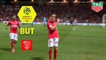 But Renaud RIPART (87ème) / Nîmes Olympique - Olympique de Marseille - (3-1) - (NIMES-OM) / 2018-19