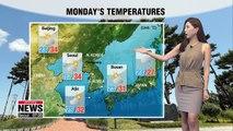 Typhoon Soulik to impact Korean Peninsula, heat alerts in most parts _ 082018