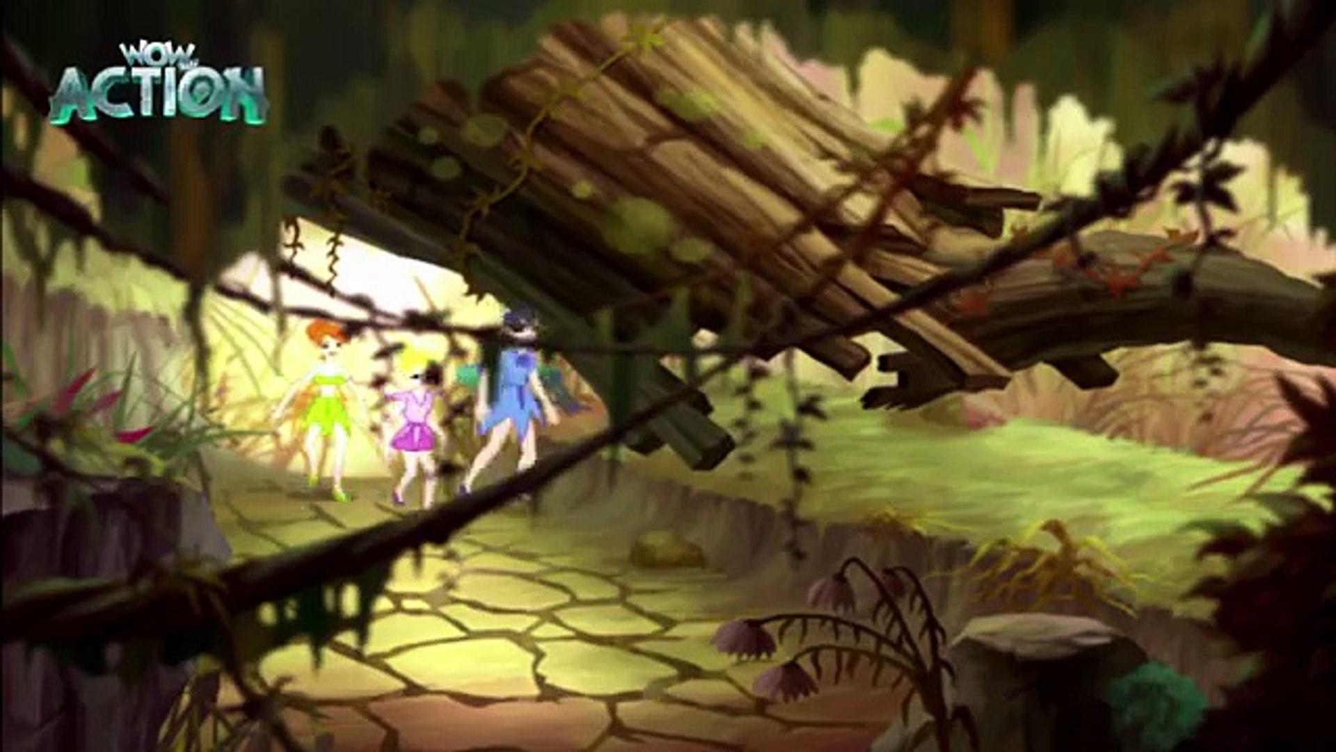 Hindi Fairy Tales - Hindi Kahani - बच्चों कि कहानियाँ - Shadow Of the Elves - Rainmaker 01