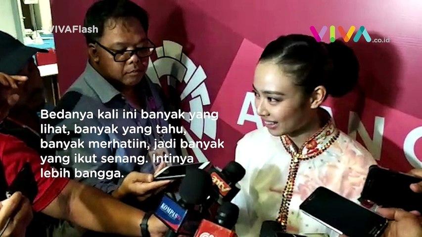 Ini Kata Lindswell Kwok Usai Rebut Emas Kedua Indonesia