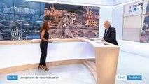 """Italie : le pont Morandi à Gènes reconstruit """"en deux ans"""" plutôt qu'en huit mois"""
